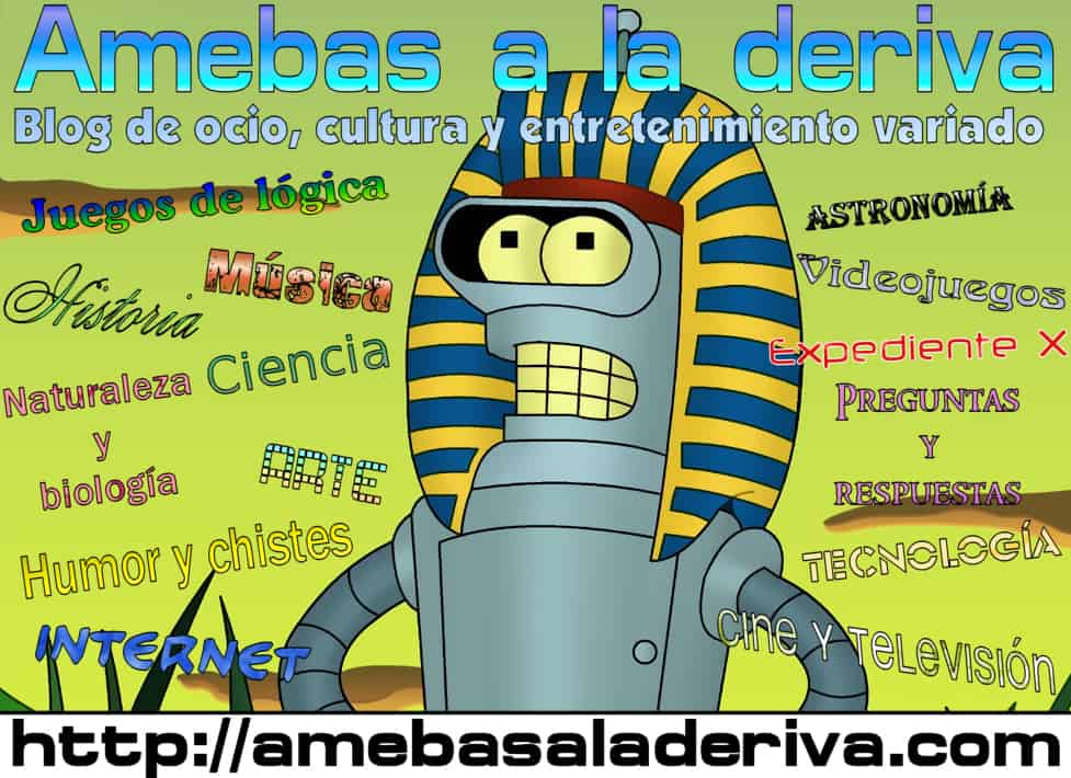 amebas a la deriva anuncio